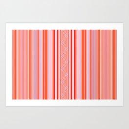 Living Coral 012 Art Print