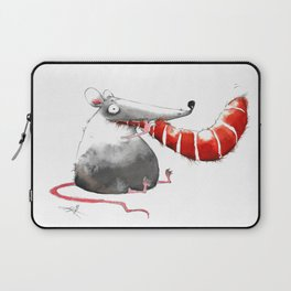 Happy End Laptop Sleeve