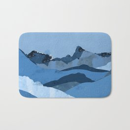 Mountain X Bath Mat
