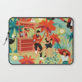 Resort living Laptop Sleeve