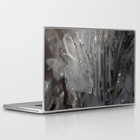crystal Laptop & iPad Skins featuring Crystal by studio wolkowicz