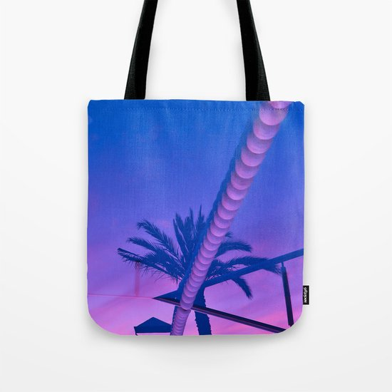 Sunset Reverberation Tote Bag