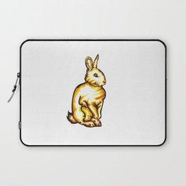 Angry Bunny Laptop Sleeve