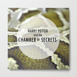 The Chamber of Secrets Metal Print