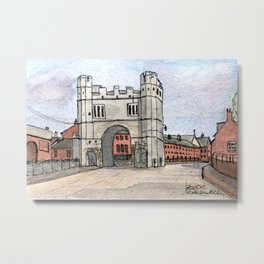 Southgates Kings Lynn Metal Print