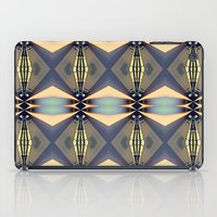 art deco iPad Cases featuring Art-deco by I-lin