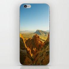 A Golden Light iPhone & iPod Skin