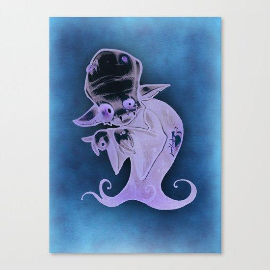 Lil Nosferatu Canvas Print
