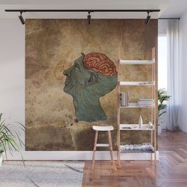 Mind Wide Open Wall Mural
