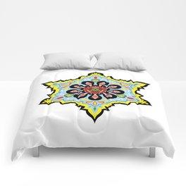 Alright linda belcher mandala kaleidoscope Comforters