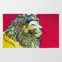 Lion Of Judah Rug