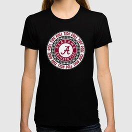 Alabama University Roll Tide Crimson Tide T-shirt