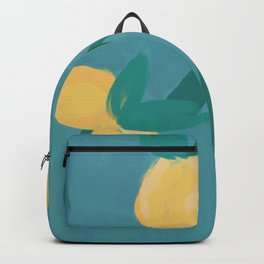 The Pastel Lemon View Backpack