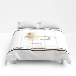 Light Cahill Dry Fly Comforters