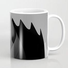 Upward Serrations Coffee Mug