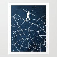 Constellate Art Print