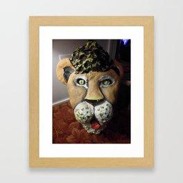 Lionel Framed Art Print