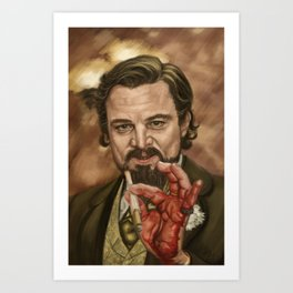 Gentlemen, you had my curiosity. But now you have my attention.  Art Print
