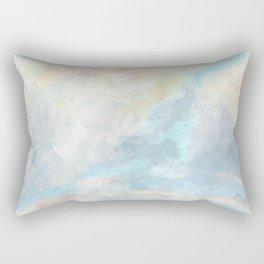 CLOUDS PAINTING Rectangular Pillow
