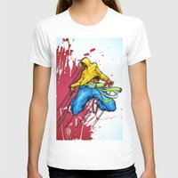 forever young T-shirts featuring FOREVER YOUNG by Don Kuing