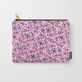 Mixed impression Carry-All Pouch