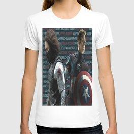 Captain Soldier T-shirt