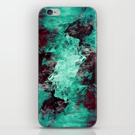 Inspiring Thoughts iPhone Skin