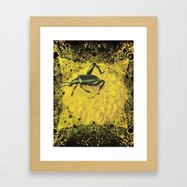 Vibratory Framed Art Print
