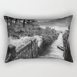 Blaen Bran, Cwmbran, South Wales, UK - 08 Rectangular Pillow