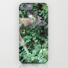 A Fawn iPhone Case