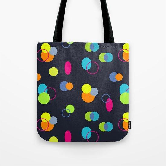 Candies Pattern Tote Bag