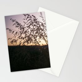 i-5 sunset Stationery Cards