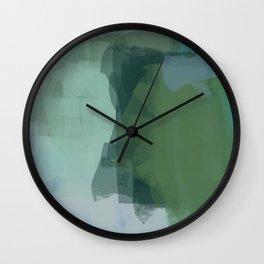 Incredible sensation of fresh air Wall Clock