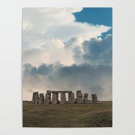 Stonehenge III Poster