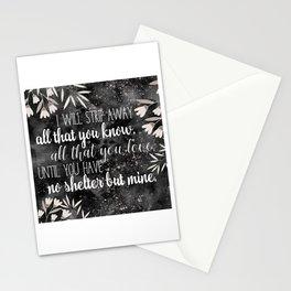 The Darkling Quote - Grisha - Nikoli Stationery Cards