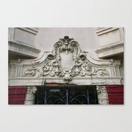 Divinely Decadent Canvas Print