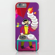 DJ Moustache  Slim Case iPhone 6s