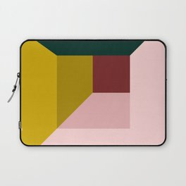 Abstract room Laptop Sleeve