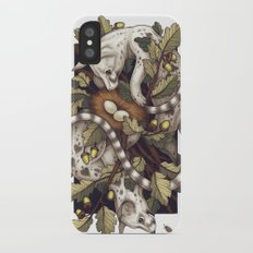 Spades iPhone X Slim Case