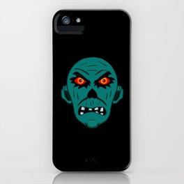 Zombie Grimace iPhone Case