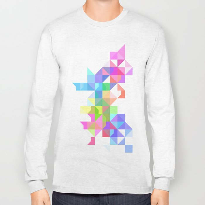 Color Love Long Sleeve T-shirt