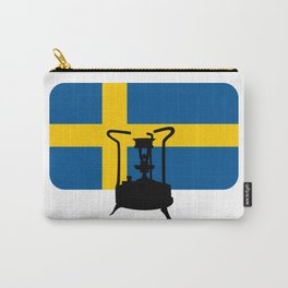 Sweden flag | Pressure stove Carry-All Pouch