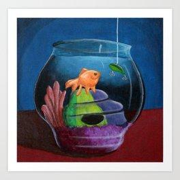 Fish Series 2 Art Print