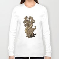 hydra Long Sleeve T-shirts featuring Hydra by Jada Fitch
