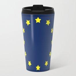 The European   Union Travel Mug