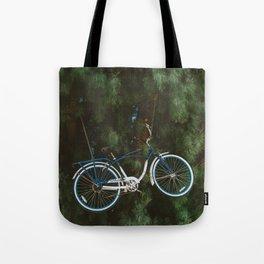 Bicycle Tree Tote Bag