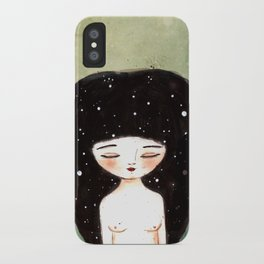 I am the Cosmos iPhone Case