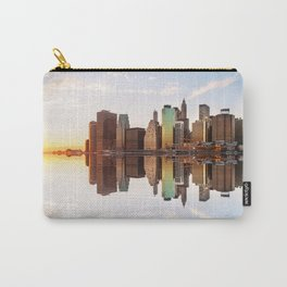 Reflection of Manhattan Carry-All Pouch