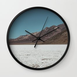 Bad Water Wall Clock