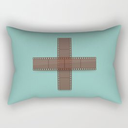 Double Negative Rectangular Pillow